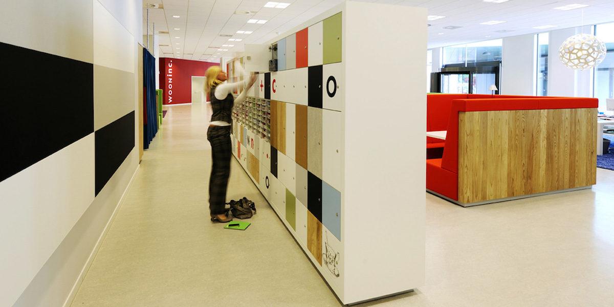 Interieurarchitect Eindhoven voor inrichting werkplek