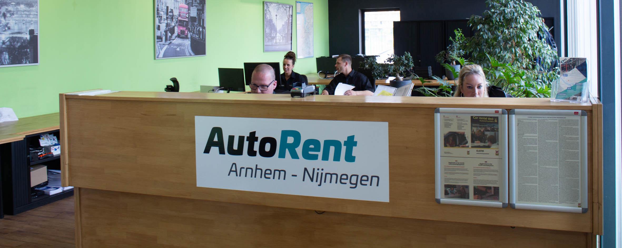 Auto huren in Arnhem