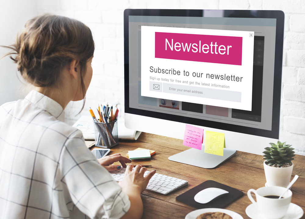 Nieuwsbrief ontwerpen